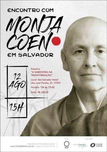Monja Coen Salvador